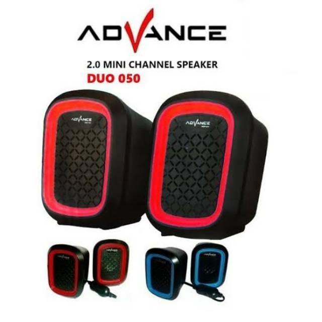 Foto Produk Speaker ADVANCE DUO-050 Speaker USB Komputer Multimedia 2.0 Mini dari AnerStore