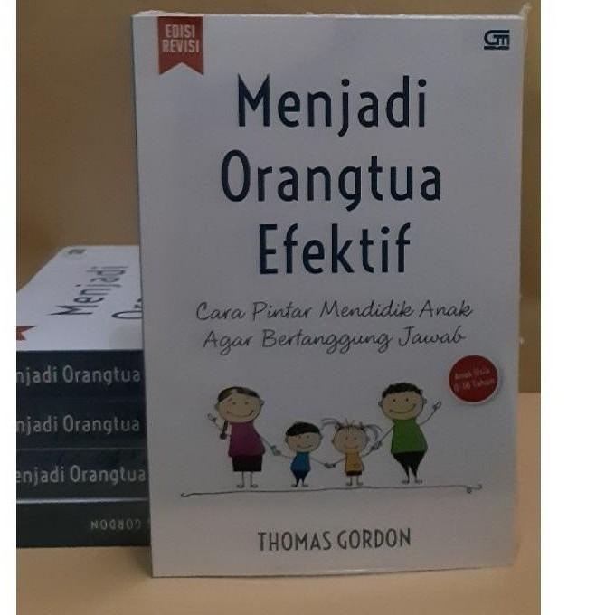 Foto Produk Buku Menjadi Orangtua Efektif DR. THOMAS GORDON dari Showroom Books