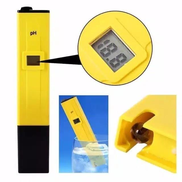 Foto Produk pH Meter Digital pengukur ph digital Tester Hidroponik Akuarium dari GG outlet