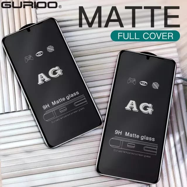Foto Produk REALME 7 / 7i TEMPERED GLASS MATTE FROSTED FULL COVER dari Urban Story