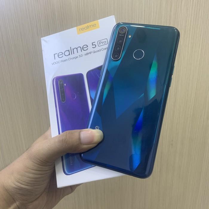 Jual Realme 5 Pro 4 128gb Bekas Pernah Pakai Kota Surakarta Mazzastore Tokopedia