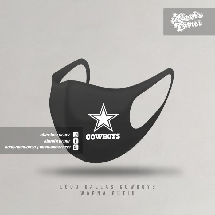 Jual Masker Scuba Dallas Cowboys Logo Cowboys Masker Dallas Cowboys Jakarta Selatan Abeeh S Corner Tokopedia