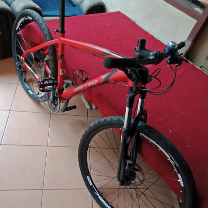 Jual Sepeda United Detroit Modif Second Kota Tangerang Selatan Tikaismayani Tokopedia