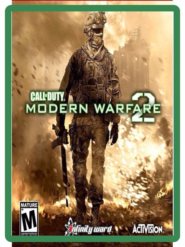Jual Call Of Duty Modern Warfare 2 Game Edition Pc Kota Surakarta Amaris21 Tokopedia