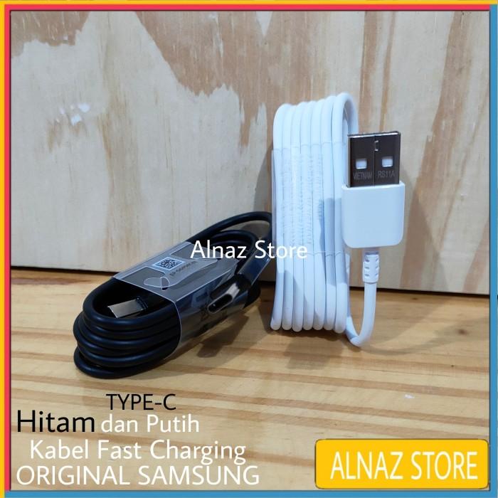 Foto Produk Kabel Data Samsung Fast Charging Ori USB Original 100% samsung Type C dari Alnaz store