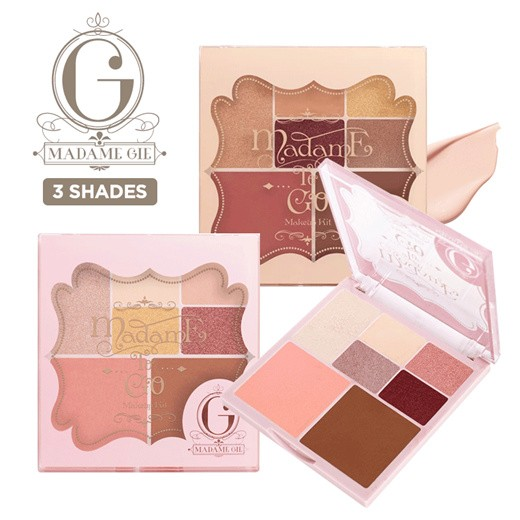 Madame Gie Makeup Kit