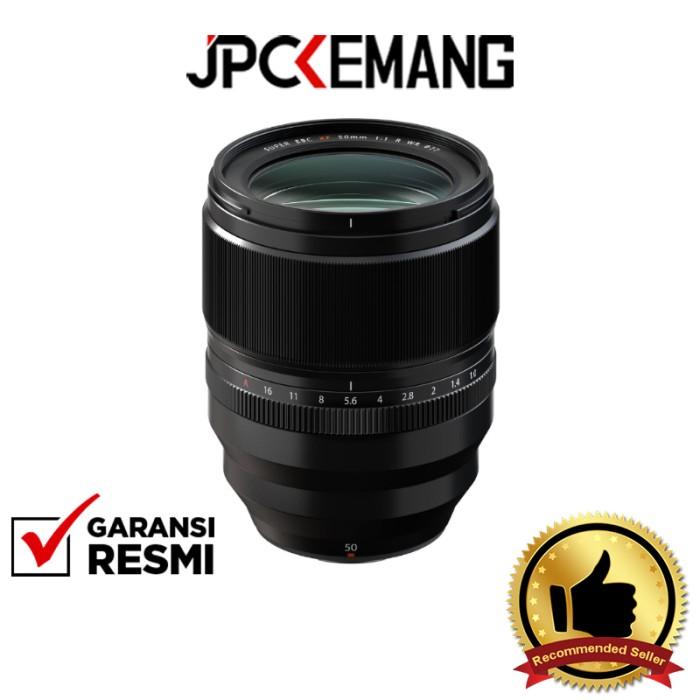 Foto Produk Fujifilm XF 50mm f1.0 R WR Fujinon XF50mm f/1.0 R WR GARANSI RESMI dari JPCKemang