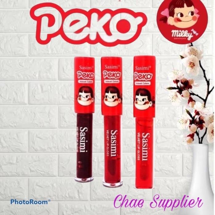 Foto Produk [MURAH] Liptint Peko Sasimi ITEM S1818 dari Chae Supplier