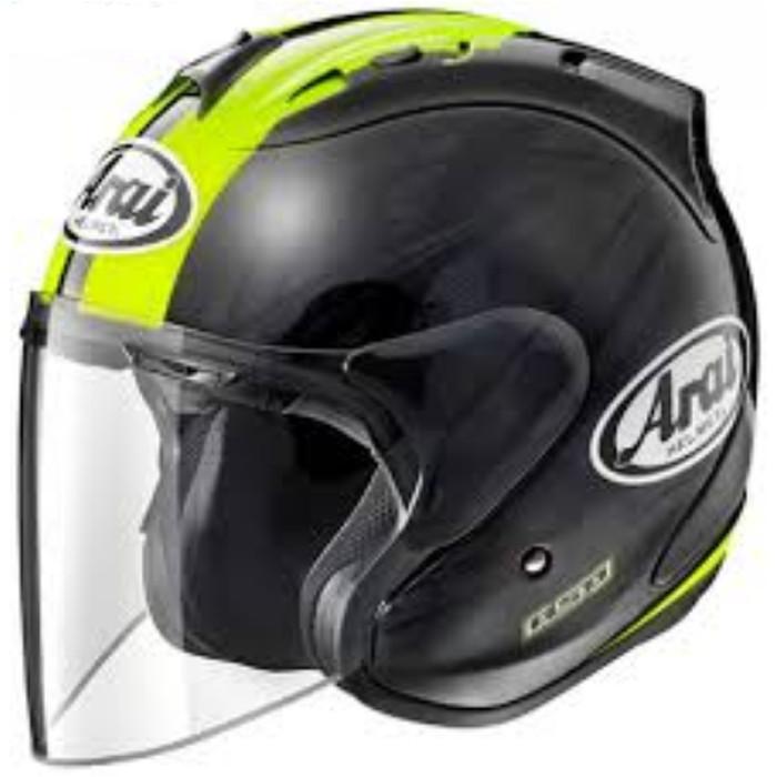 Foto Produk Arai SZ-Ram 4 Blast Helm Half Face - Yellow - M dari Arai Indonesia
