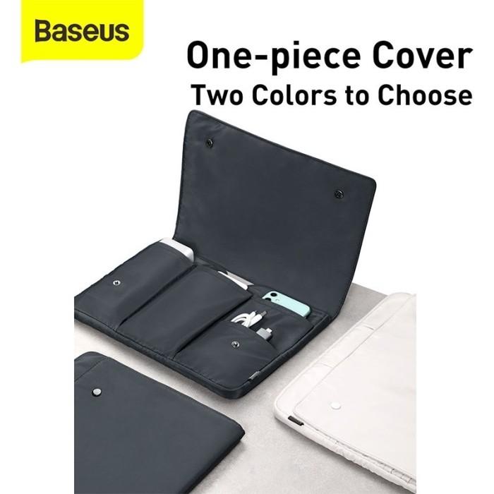 """Foto Produk baseus waterproof tas bag cover ipad pro laptop macbook air 13"""" inch dari Vilox"""