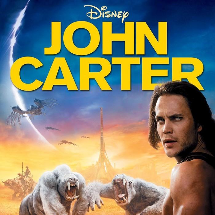 Jual Dvd Film John Carter 2012 Jakarta Timur Cintafilm Tokopedia