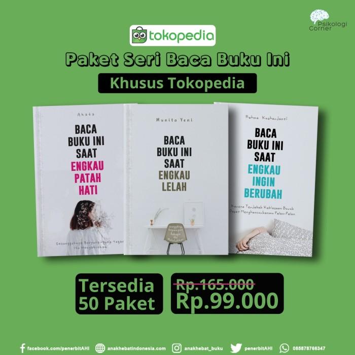 Foto Produk Paket Seri Baca Buku Ini dari Anak Hebat Indonesia