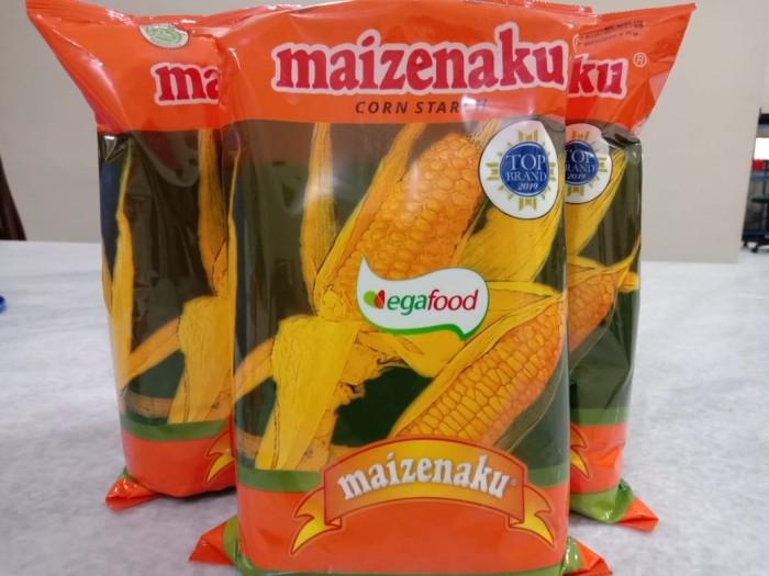 Foto Produk Tepung Maizena / Corn Starch / Tepung Jagung Maizenaku 1 KG dari Dua Kencana