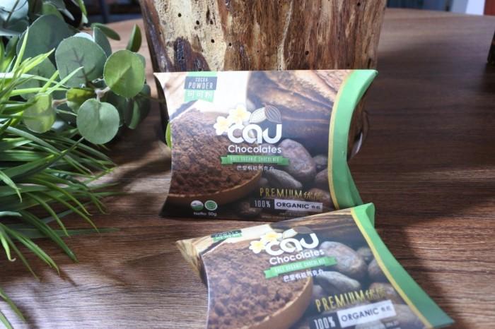 Foto Produk Cocoa Powder Organik / Cacao Powder Organic Cau Chocolates 50gr dari Kantin Organik
