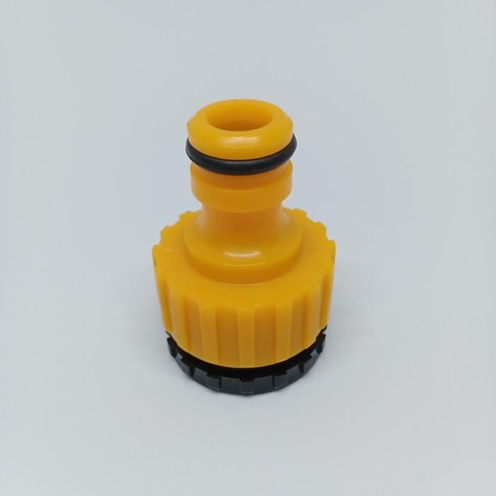 Foto Produk Konektor Pompa Air DC Nipple Drat 3/4 Dan 1/2 Nepel Nipel pompa R10 dari GG outlet