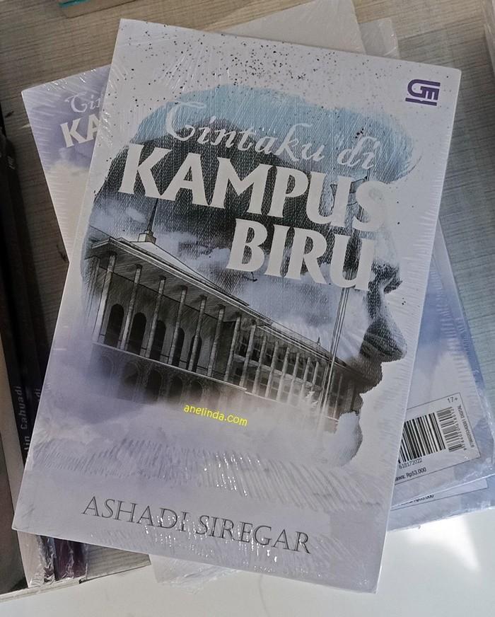 Foto Produk CINTAKU DI KAMPUS BIRU - ASHADI SIREGAR dari Anelinda Buku Klasik