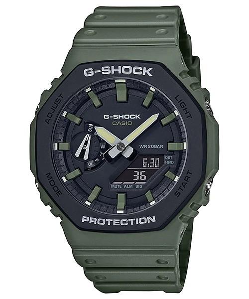 Foto Produk CASIO G-SHOCK GA-2110SU-3A GA 2110SU GA-2110SU-9A ORIGINAL RESMI - GA-2110SU-3A dari grojam