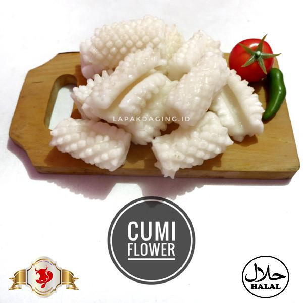 Foto Produk Seafood Cumi Flower dari PD. BERKAH JAYA MEAT 88