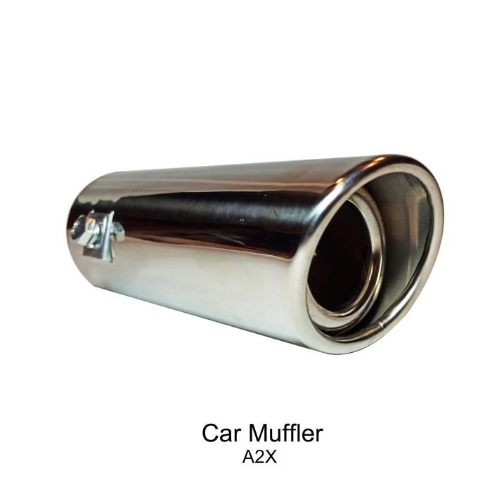 Foto Produk Muffler Car/Buntut Knalpot Mobil A2X dari Playoff Store