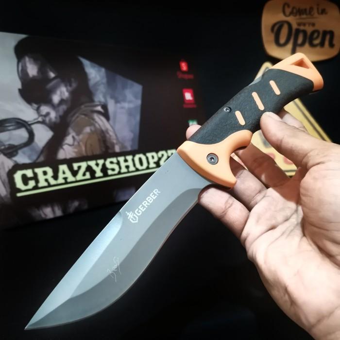 Foto Produk Pisau Sangkur BG GRYLLS P803 / Pisau Survival / Survival Kit dari crazyshop27