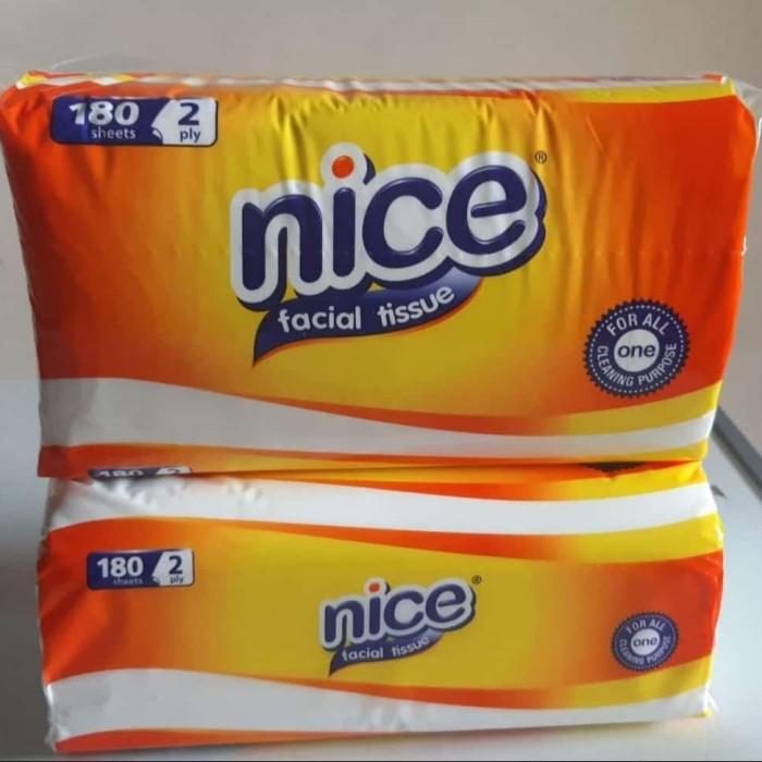 Foto Produk Tissue NICE 180s 2 ply dari radilla shop1