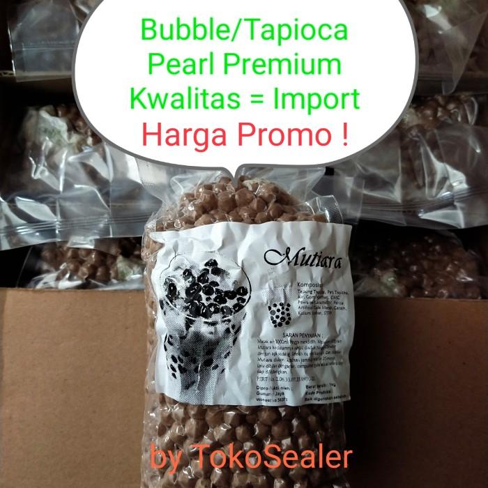 Foto Produk Bubble / Boba / Pearl / Mutiara Premium dari tokosealer