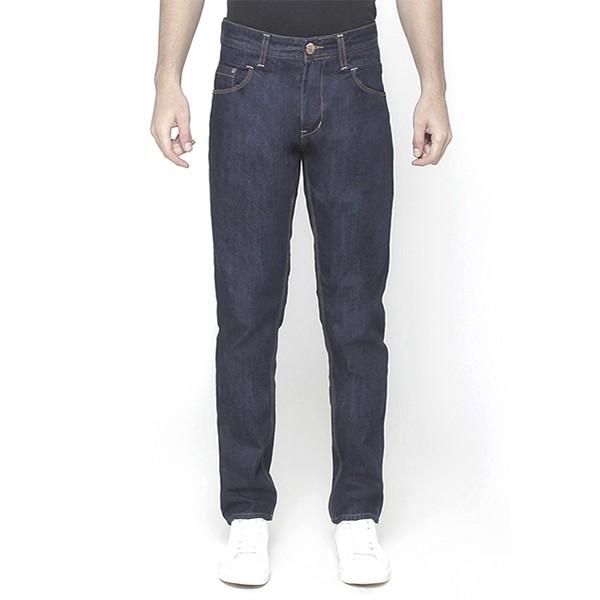 Foto Produk 2Nd RED Relax Jeans Comfort Model Standart Warna Biru Tua 121815 - Biru, 29 dari 2nd RED Jeans