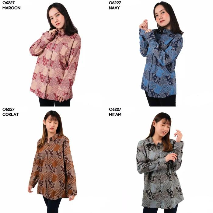 Foto Produk Kemeja Batik 06227 dari Wallsticker shop