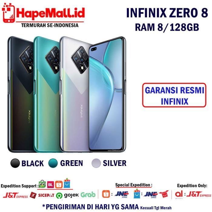 Jual Infinix Zero 8 Ram 8 128gb Garansi Resmi Infinix Indonesia Termurah Kota Surabaya Hapemall Id Tokopedia