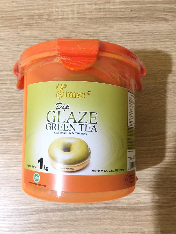 Foto Produk Elmer Green Tea 1 kg (kemasan pabrik) dari Kalimantan Toko