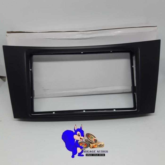 Foto Produk Frame Audio mercy W211 E class 2001 2009 Panel Audio dari Mirage Audios