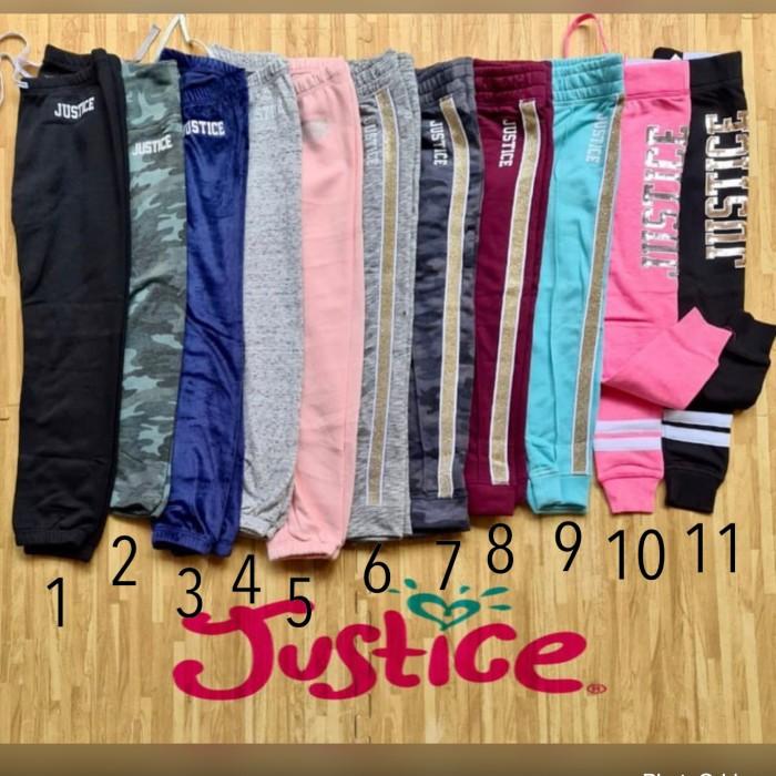 Jual Celana Jogger Anak Justice Celana Sporty Justice Anak Legging Justic Kota Bandung Jewels Kids Shopp Tokopedia