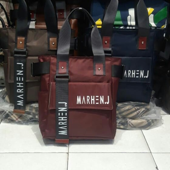 Foto Produk tas wanita marhen.j kanvas dari MAG TOYS