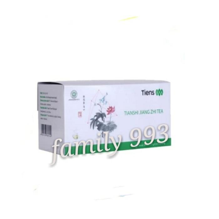 Foto Produk Tiens Jiang zhi tea - Teh hijau tianshi tea tiens dari family herbal 993
