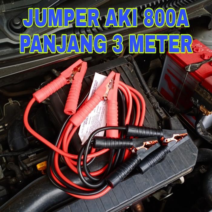Foto Produk Kabel Jumper Aki Mobil 800 Ampere 3 meter dari GG outlet