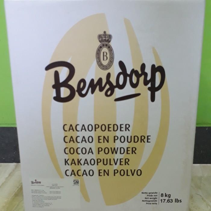 Foto Produk Bensdrop Cocoa Powder 8 kg Fat 22/24 % dari Sumber Berkah Boga