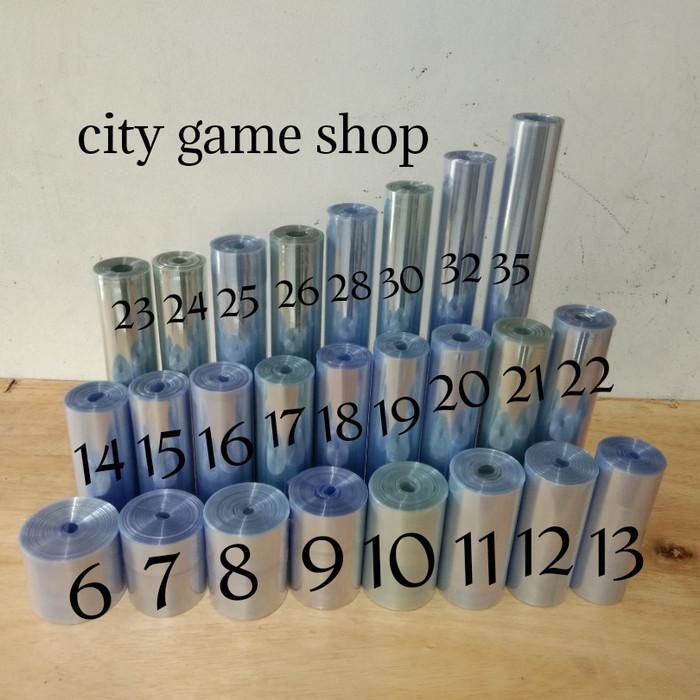 Foto Produk plastik shrink/plastik segel 250gram dari city game shop