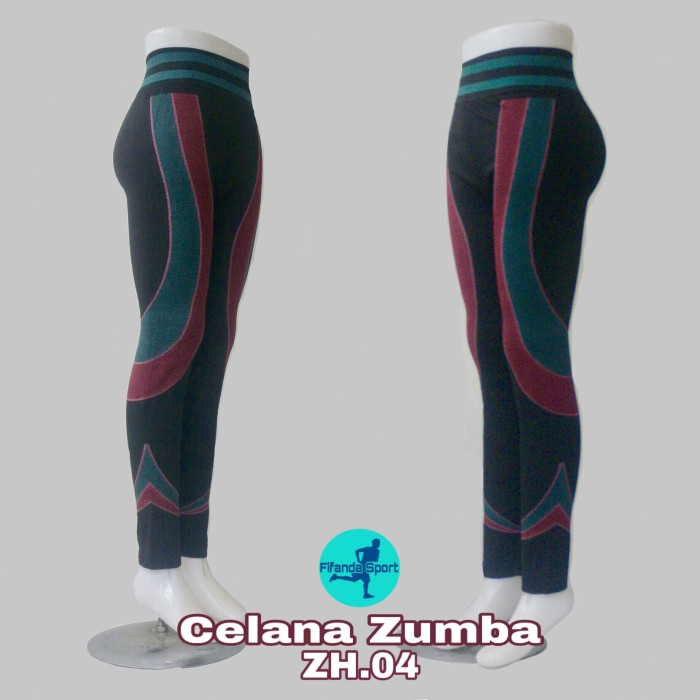 Foto Produk Celana Legging Senam Zumba Yoga Fitness Gym Allsize Fit to M-XXL #02 dari Fifanda Sport