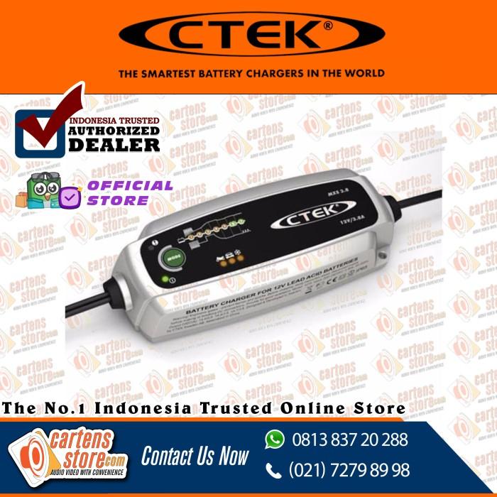 Foto Produk CTEK MXS 3.8 EU by Cartens Audio dari Cartens Store