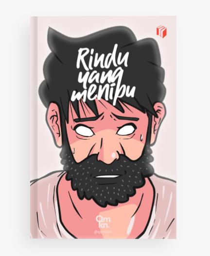 Foto Produk Buku RINDU YANG MENIPU dari arkadiaserbadajogja