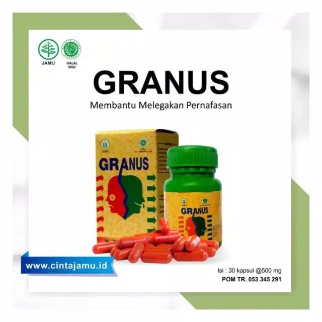 Foto Produk granus dari jpsw herbal