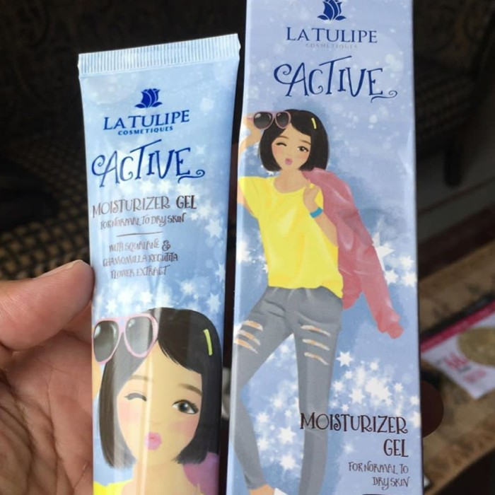 Foto Produk latulipe moisturizer gel 60g dari radilla shop1