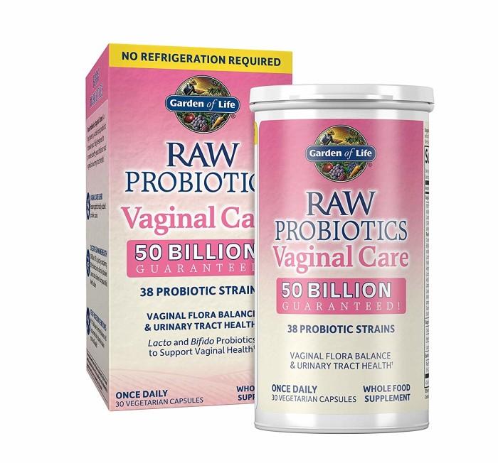 Jual Garden Of Life Raw Probiotics Vaginal Care 30 Vegcaps Kesehatan Wanita Jakarta Selatan Mina Allshop Tokopedia