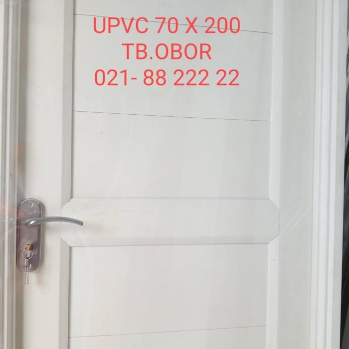 Jual Pintu Kamar Mandi Pintu Upvc Lux Premium Kota Bekasi Tb Obor Tokopedia