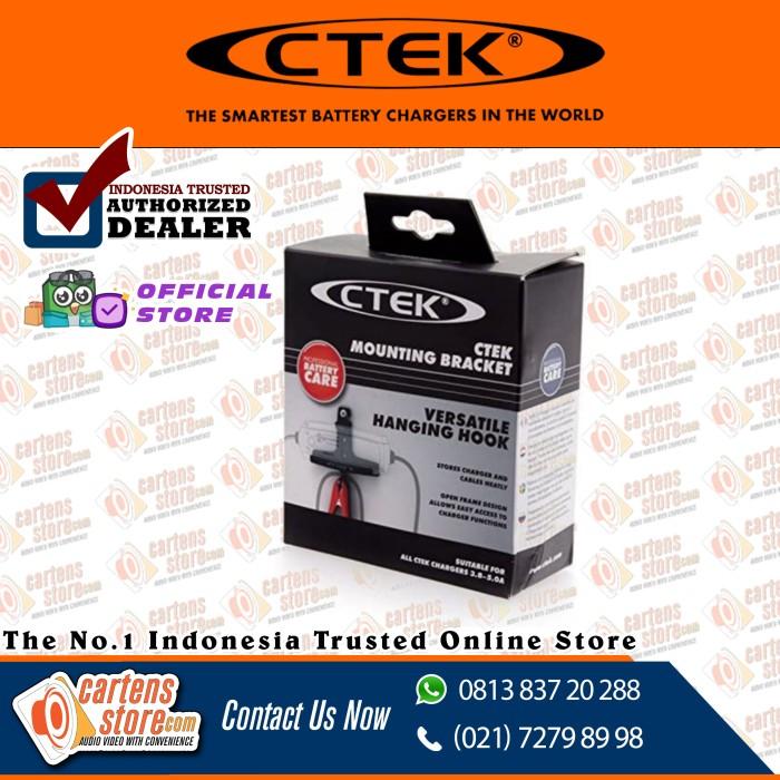 Foto Produk CTEK MOUNTING BRACKET 40-006 by Cartens Audio dari Cartens Store