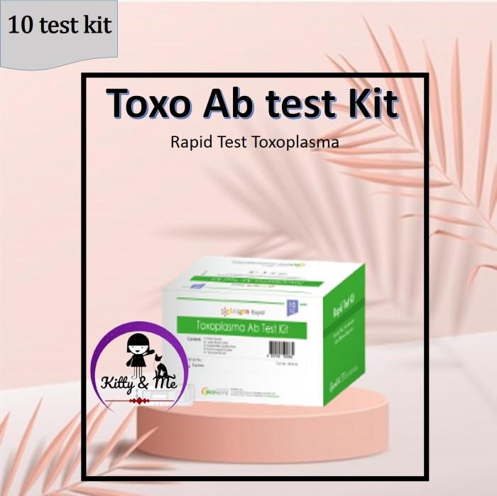 Foto Produk Anigen Toxoplasma Ab dari KITTY & ME