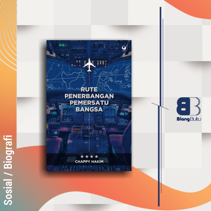 Jual Buku Rute Penerbangan Pemersatu Bangsa 70 Artikel Pilihan Original Kab Sidoarjo Biangbuku Tokopedia