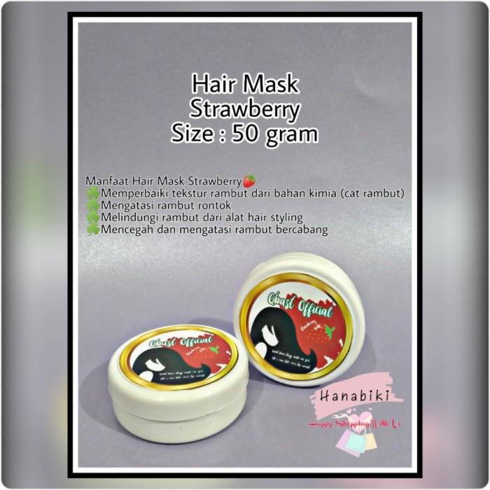 Jual Masker Rambut Bukan Makarizo Hair Mask Perawatan Rambut Creambath Kota Surabaya Hanabiki Tokopedia