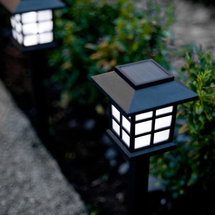 Jual Lampu Taman Tenaga Surya Model Kotak Jepang Jakarta Pusat Run Store354 Tokopedia