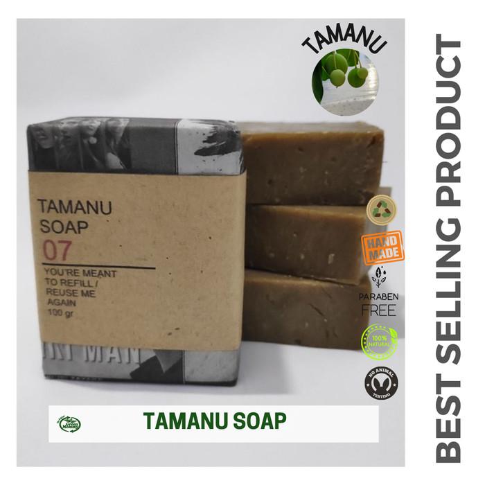 Foto Produk Zero Waste Friendly Tamanu Soap dari Green Mommy Shop